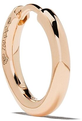 Le Gramme 18kt polished red gold 21/10G Bangle earring