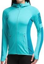 Icebreaker Atom Jacket - Merino Wool, Full Zip, Hooded (For Women)
