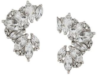Elise Dray Topaz & Diamond Earrings