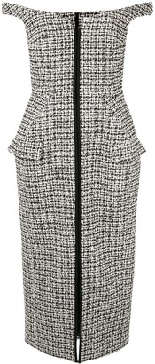 Camilla And Marc Amara tweed dress