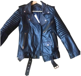 Avelon Brown Leather Jacket for Women