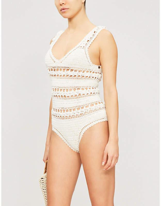 Jaya crocheted swimsuit