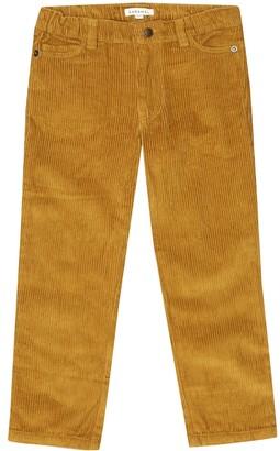 Caramel Crow corduroy pants