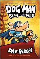 Scholastic Dog Man #6: Brawl of the Wild