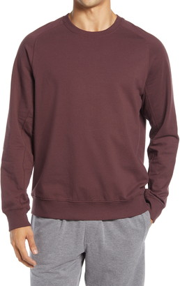 Zella Crewneck Fleece Sweatshirt