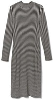 Gap Cozy modal long sleeve dress