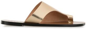 ATP ATELIER Rosa cut out sandals