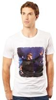 Cinch White Music Icon T-shirt