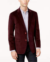 Tommy Hilfiger Men's Modern-Fit Velvet Stretch Dinner Jacket