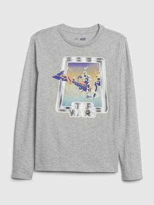 Star Wars GapKids | StarWars Interactive Graphic T-Shirt