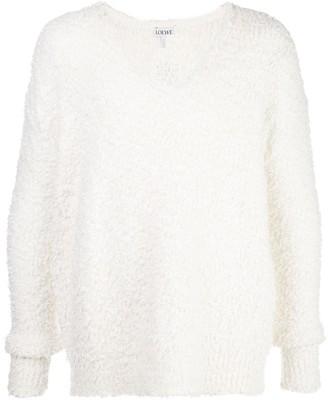 Loewe Yzzuf V-neck jumper