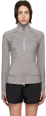 adidas by Stella McCartney Grey TruePurpose Midlayer Jacket
