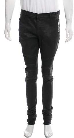 a2ca40ba60be8c Mens Coated Jeans - ShopStyle