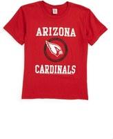 Junk Food Clothing Kick Off Arizona Cardinals T-Shirt (Toddler Boys, Little Boys & Big Boys)