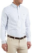 Gant Sport Stripe Shirt, Nautical Blue
