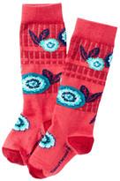 Smartwool Dappled Flower Medium Cushion Socks (Toddler)