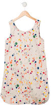 Stella McCartney Girls' Paint Splatter Sleeveless Dress w/ Tags