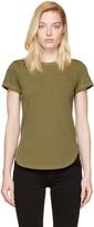 Frame Green Ringer T-shirt