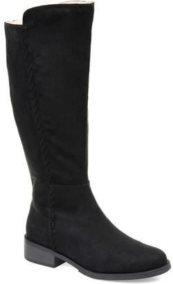 Journee Collection Women Comfort Blakely Extra Wide Calf Boot Women Shoes