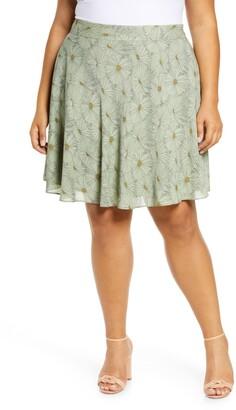 WAYF Ayre Miniskirt
