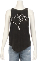 TYLER JACOBS For FEEL THE PIECE Choose Love Tank