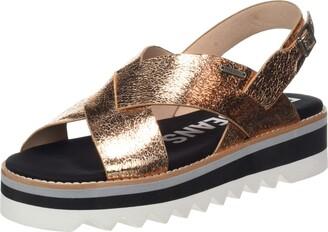 Pepe Jeans Women's Ella Lily Platform Sandals