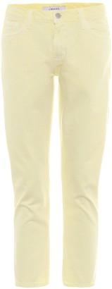 J Brand Sadey cropped jeans