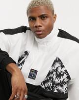 Puma TFS OG half zip track jacket in black