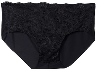 Commando Full Circle Bikini BK10 (Black) Women's Underwear