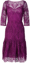 Temperley London New Moon fitted dress