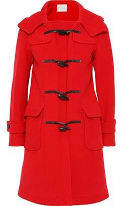 MACKINTOSH Wool-blend Boucle Hooded Coat