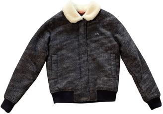 Lacoste Blue Jacket for Women