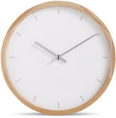 Marks and Spencer Wooden Edge Wall Clock