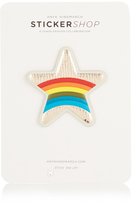 Anya Hindmarch Star Rainbow small sticker