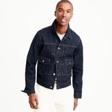 J.Crew Wallace & Barnes Japanese denim jacket