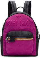 Kenzo Pink and Black Kombo Backpack