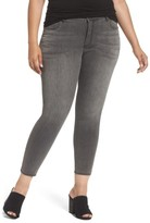 KUT from the Kloth Plus Size Women's Donna High Waist Skinny Jeans