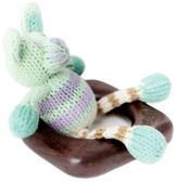 Finn + Emma® Organic Sophie the Mouse Teething Ring