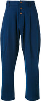 Three Animals - slouched chino trousers - men - Cotton - 30
