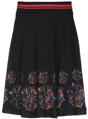 Desigual Knee length skirt