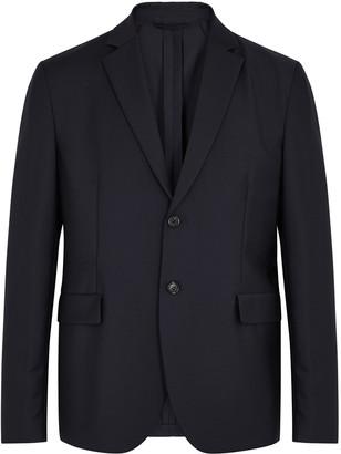 Acne Studios Navy wool-blend jacket