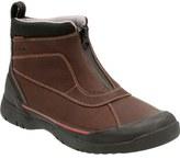 Clarks 'Allyn Up' Zip Boot (Men)
