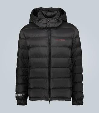 Valentino Moon Dust padded jacket