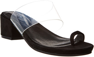 Kenneth Cole Lizzie Suede Sandal