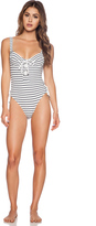 Lovers + Friends Stripe It Down One Piece