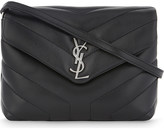 Saint Laurent Monogram Lou Lou quilted leather cross-body bag