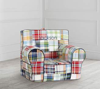 Pottery Barn Kids Core Madras Anywhere Chair ®