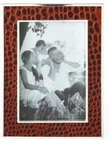 "Ralph Lauren Home Chapman Chocolate 4"" x 6"" Frame"