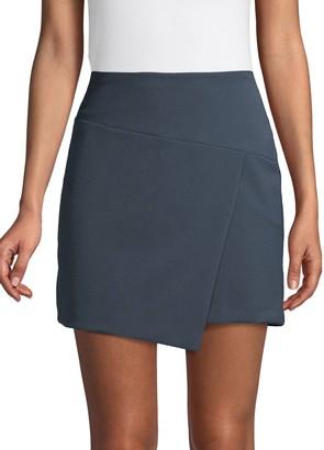 Bailey 44 Faux-Wrap Skirt