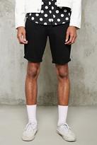 Forever 21 FOREVER 21+ Clean Wash Denim Shorts